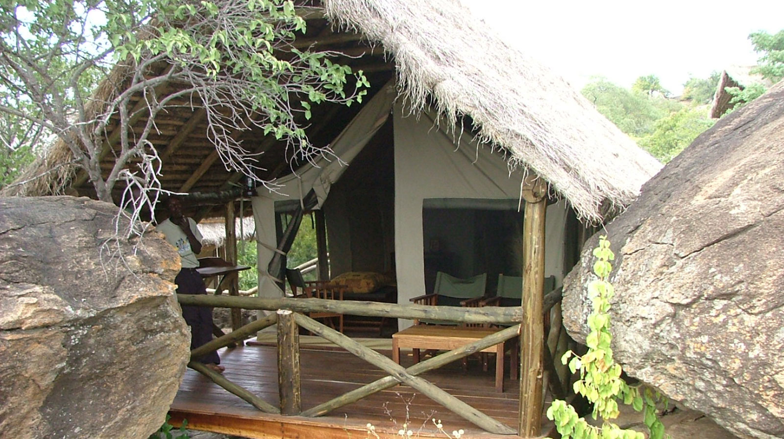 Maweninga Camp - Cozy accommodation